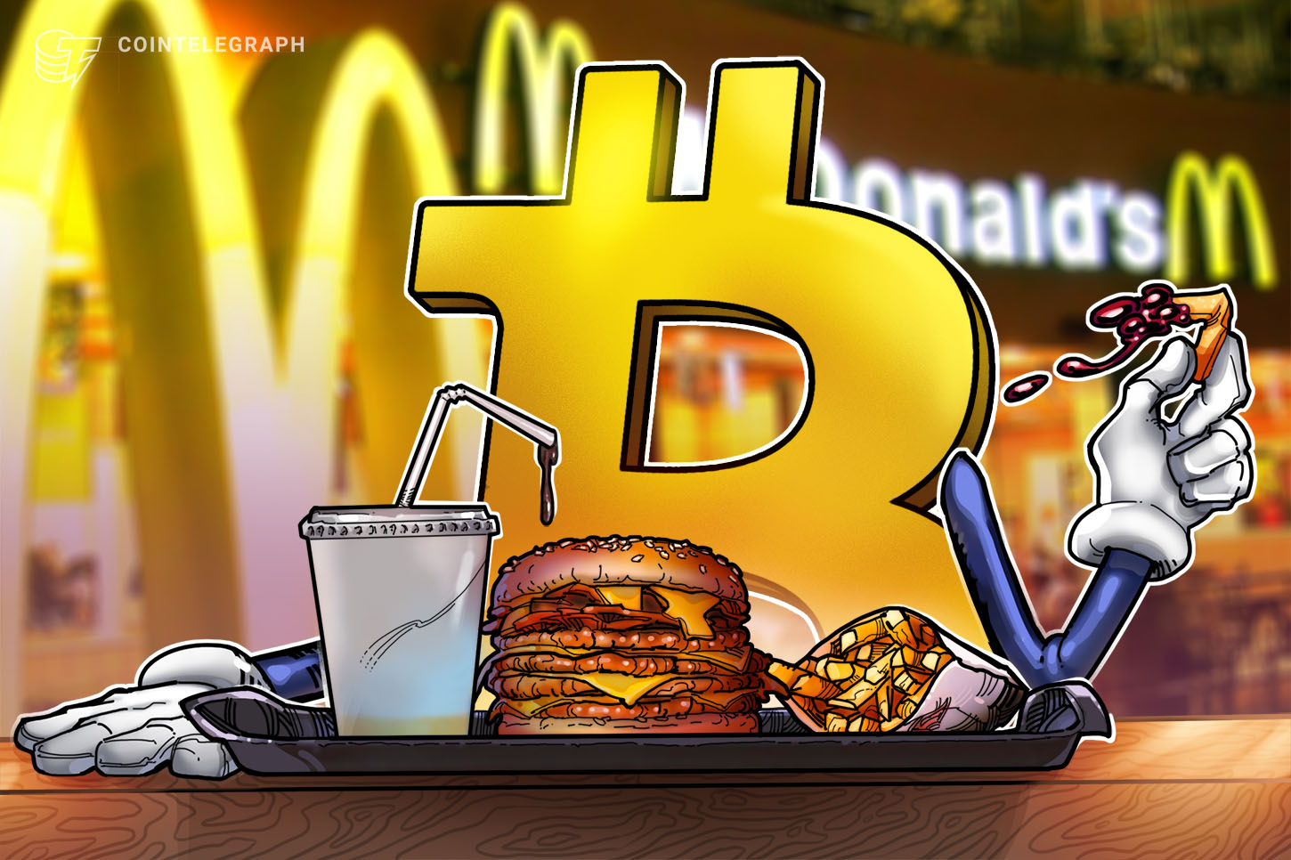 <bold>Bitcoin</bold> burgernomics: This is <bold>how</bold> many <bold>Big</bold> Macs you can buy with 1 BTC