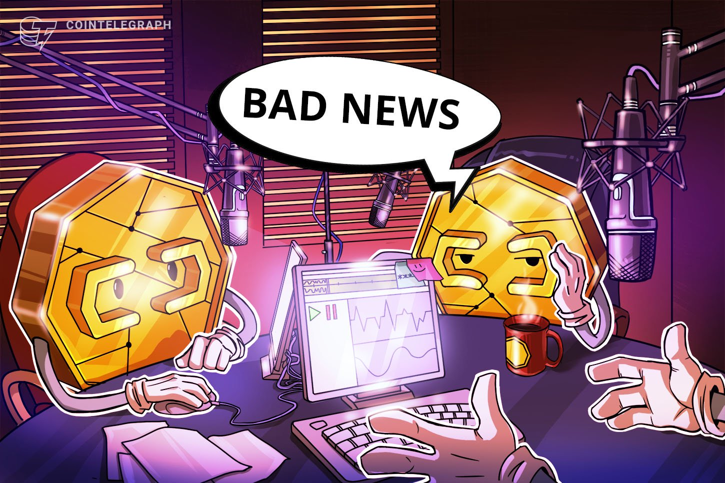 Amid election throes, Bitcoin goes: Bad Crypto news of the week - Cointelegraph