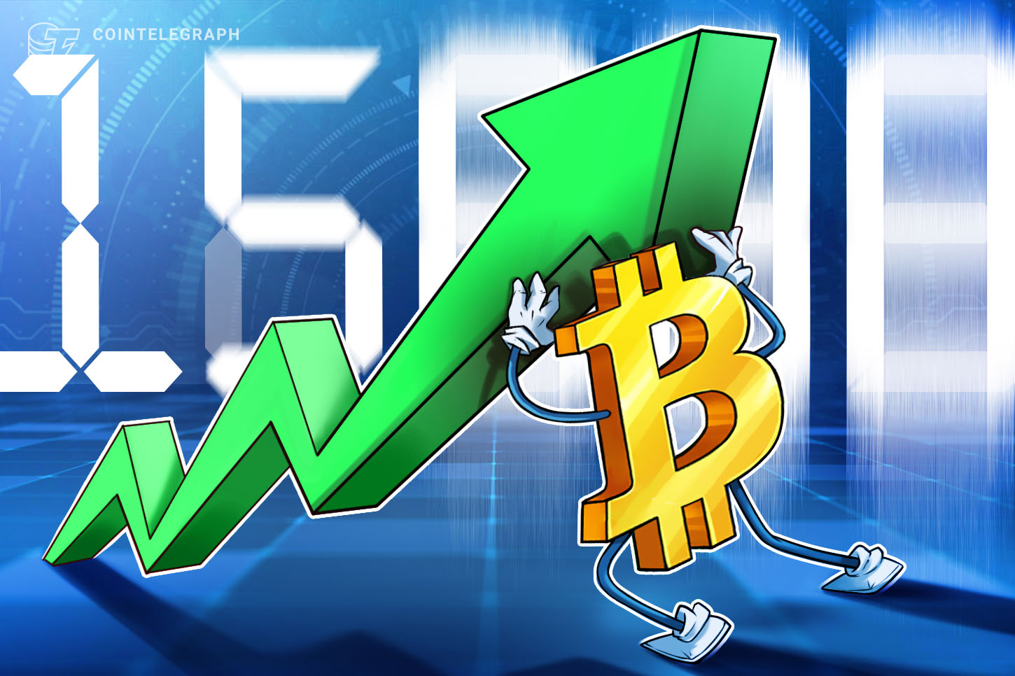 Bitcoin price outlook still bullish despite drop from COVID-19 vaccine news