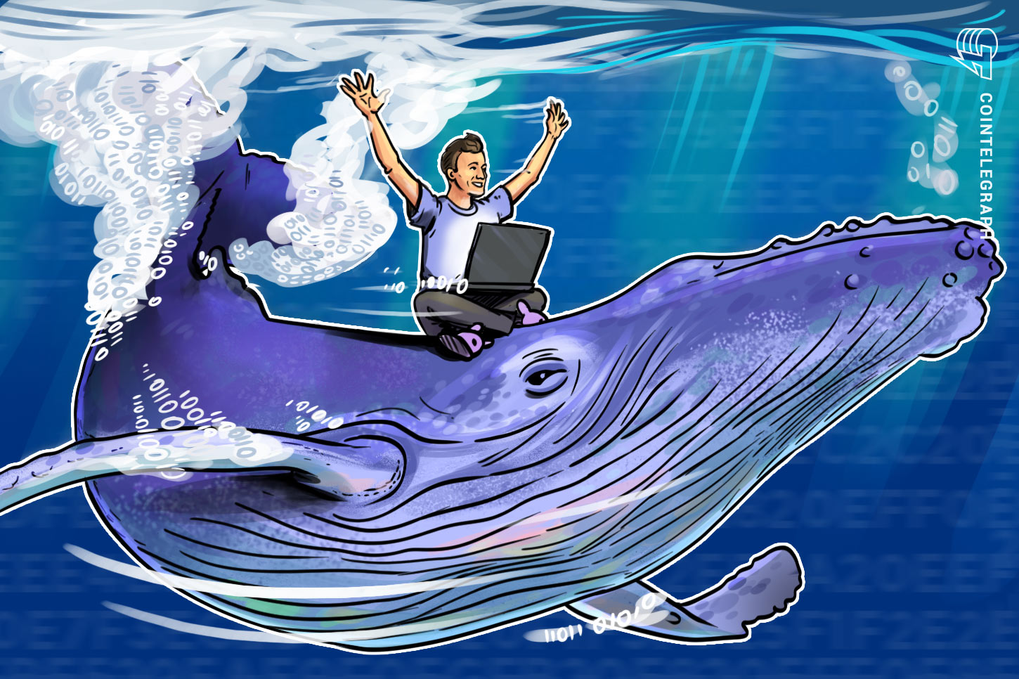 Bitcoin whales selling to institutions as Grayscale adds 7,188 BTC in 24 hours