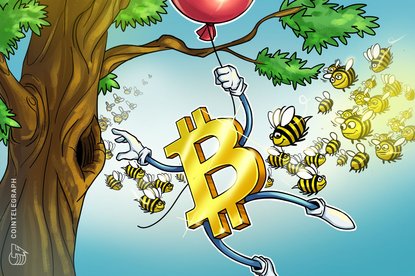 Bitcoin price correction begins — Here's how low BTC can go