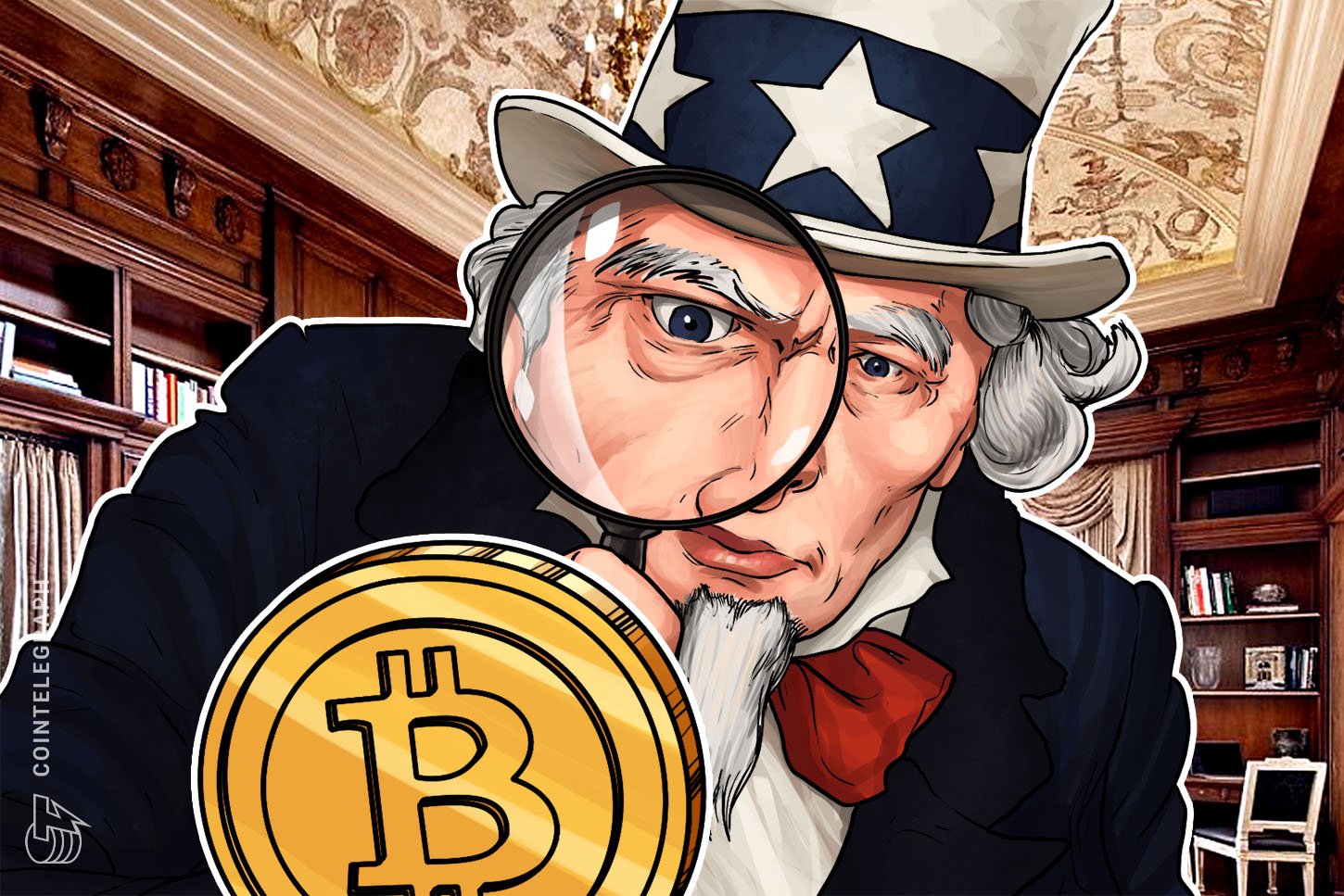 Former US president calls crypto a 'disaster waiting to happen'