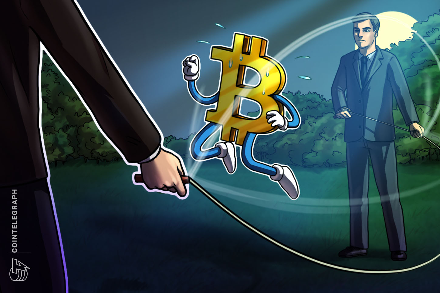 Bitcoin 'real' daily trading volume tops $22B as BTC price recovers