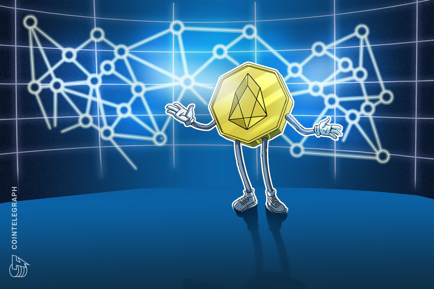 Block.one's Bitcoin reserves are now worth double the entire EOS market cap