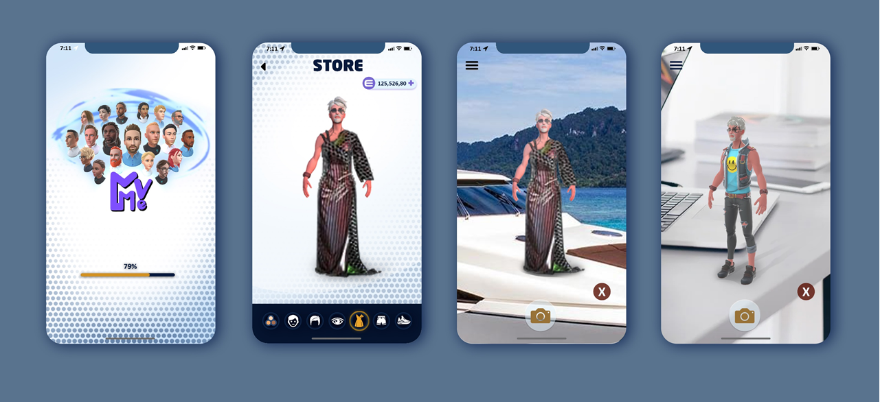 Enjin enters the fashion world with enhanced reality NFTs