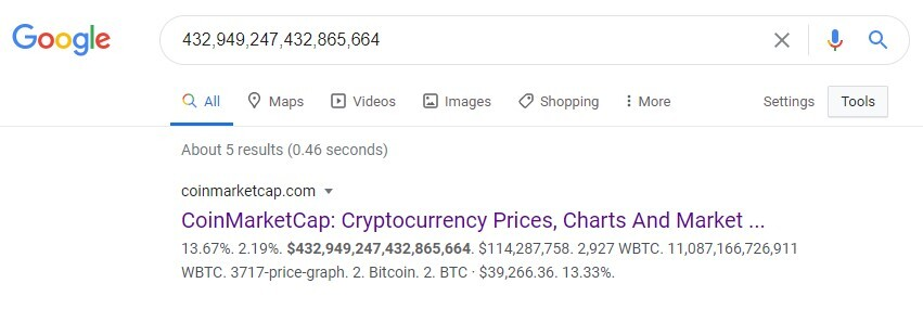 Bitcoin briefly loses its spot as top cryptocurrency — Wait, what?