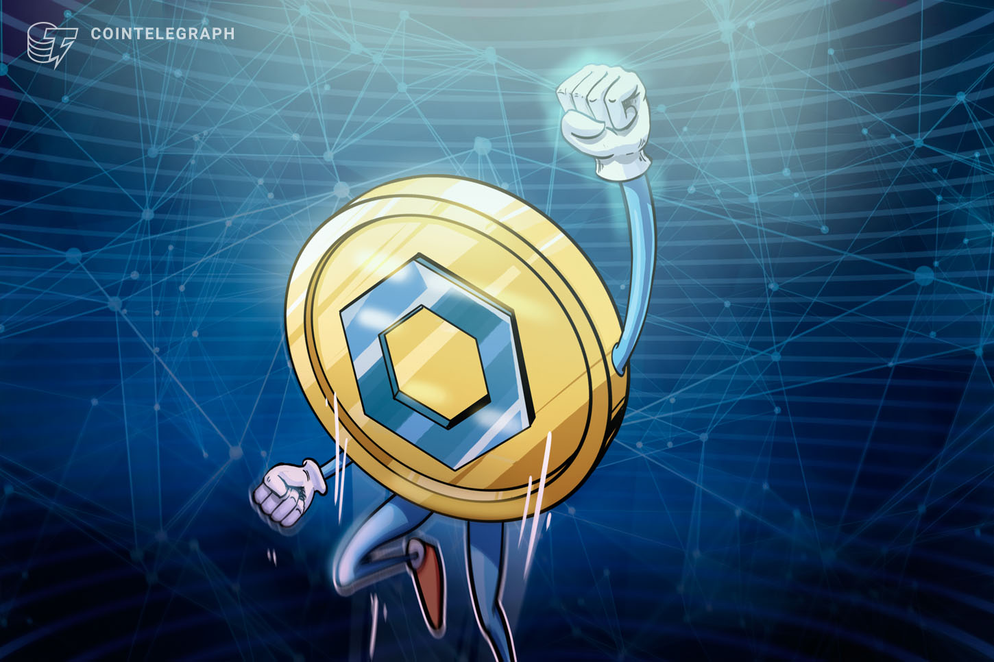 Chainlink surpasses Bitcoin Cash making LINK the 8th largest cryptocurrency