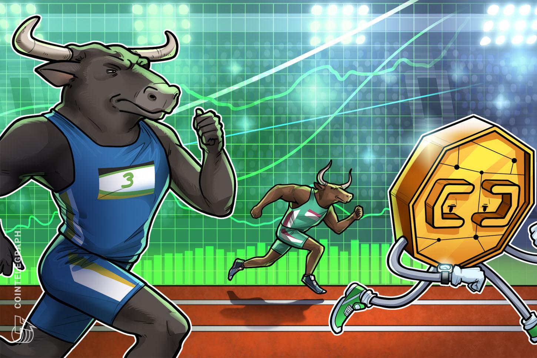 Bitcoin bulls buy BTC's $35K support restest as altcoins push higher
