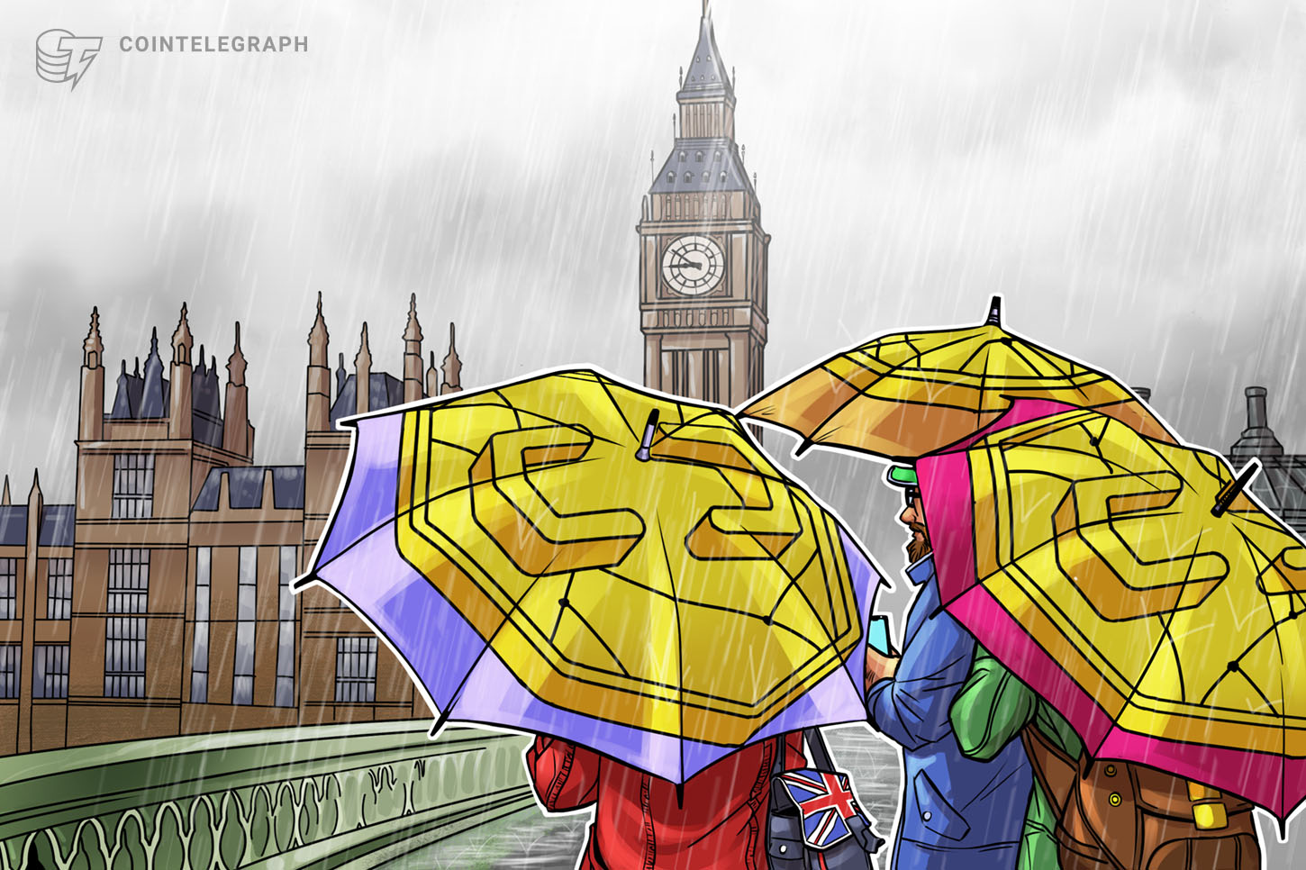 British financial advisor calls on the gov't to ban crypto transactions
