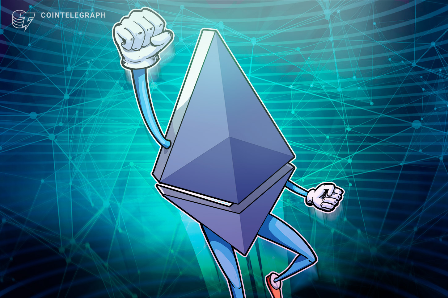 Ethereum posts new highs as DeFi gas fees go through the roof