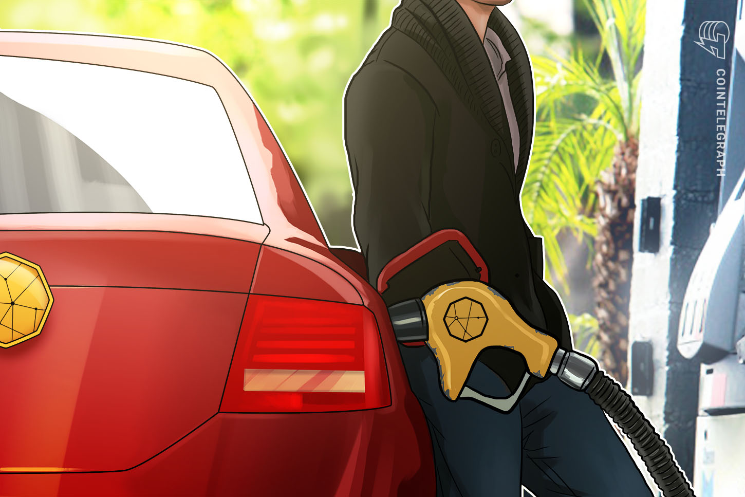 Different kind of gas fees — Electrocoin enables crypto petrol payments in Croatia