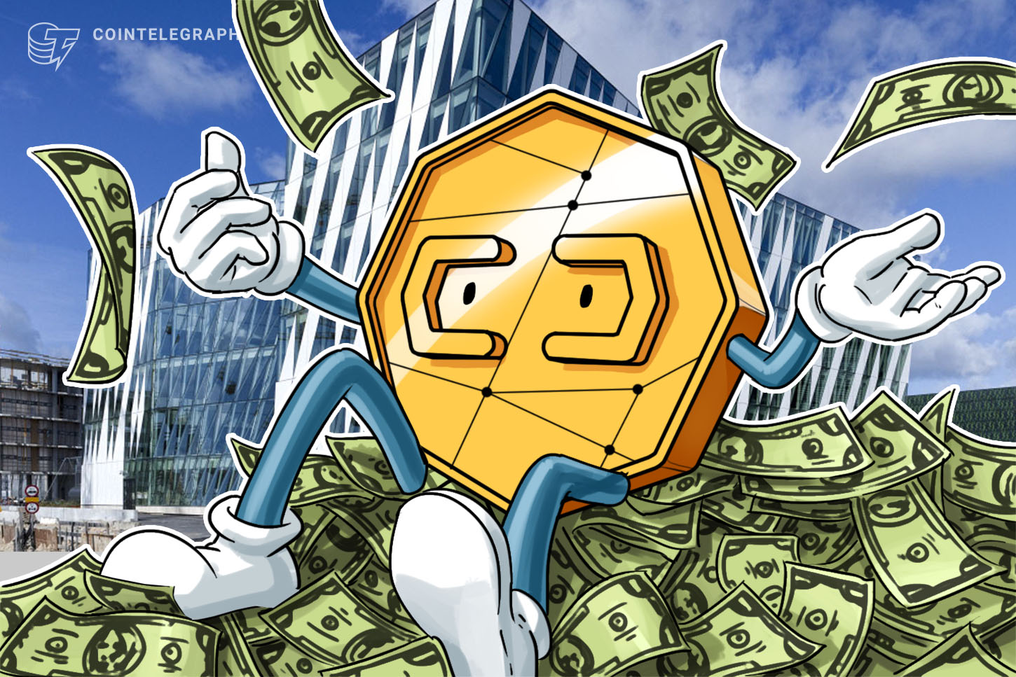 Total crypto market cap hits new all-time high of $1.13 trillion
