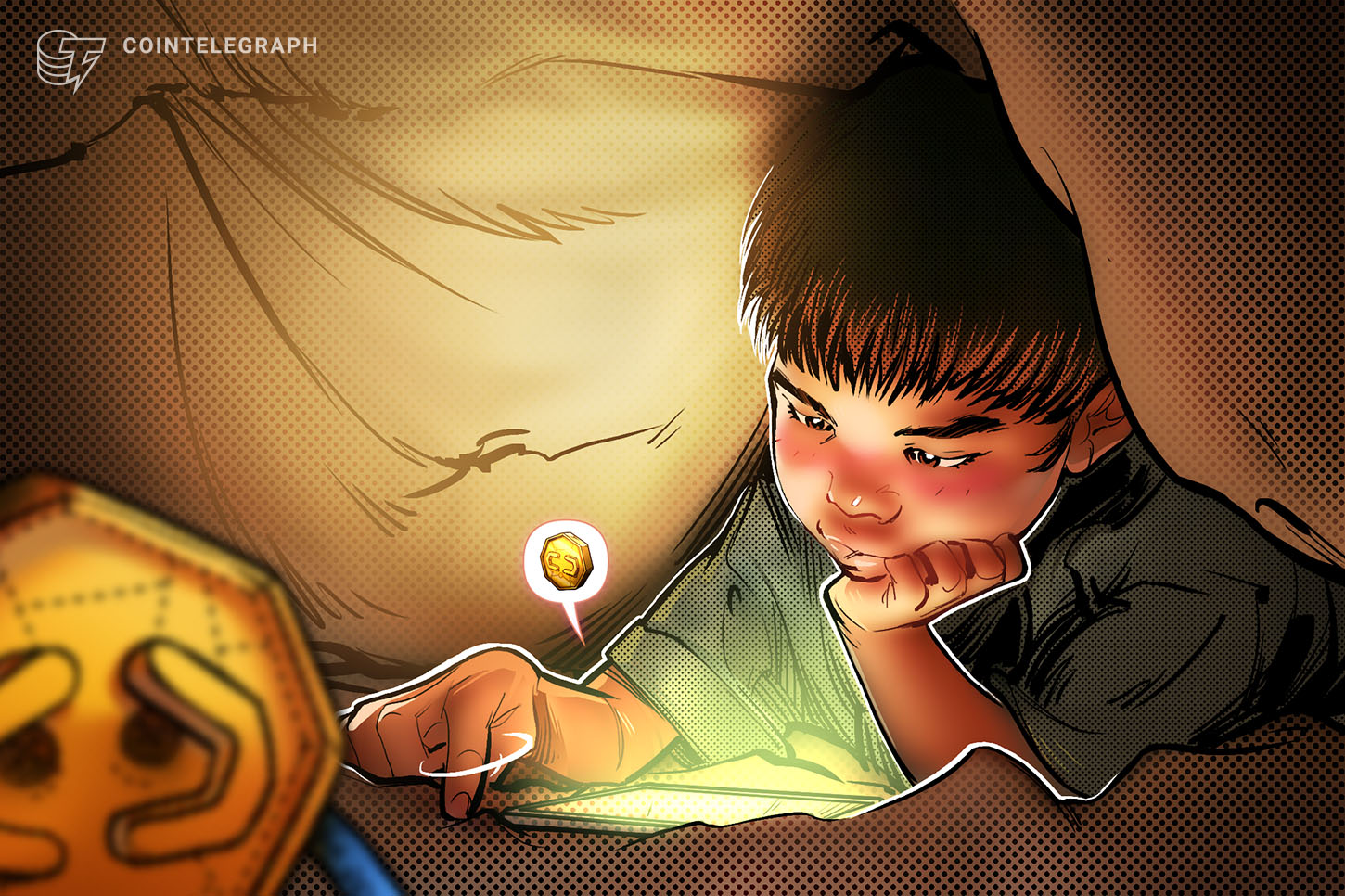Parents, it's time for 'the talk': Did your kid trade crypto in 2020?