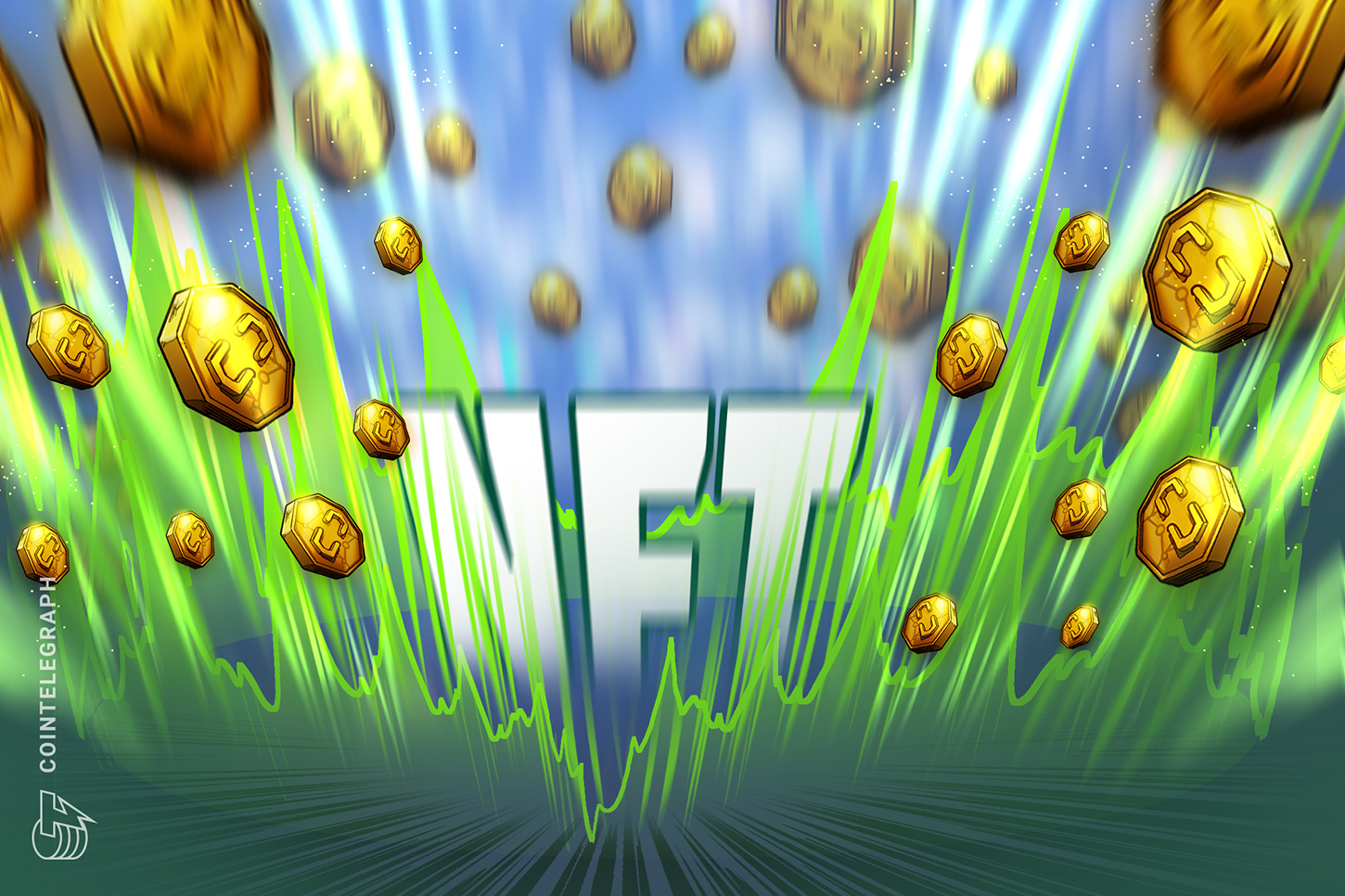 Spike in digital land and NFT sales push Axie Infinity (AXS) price to new highs