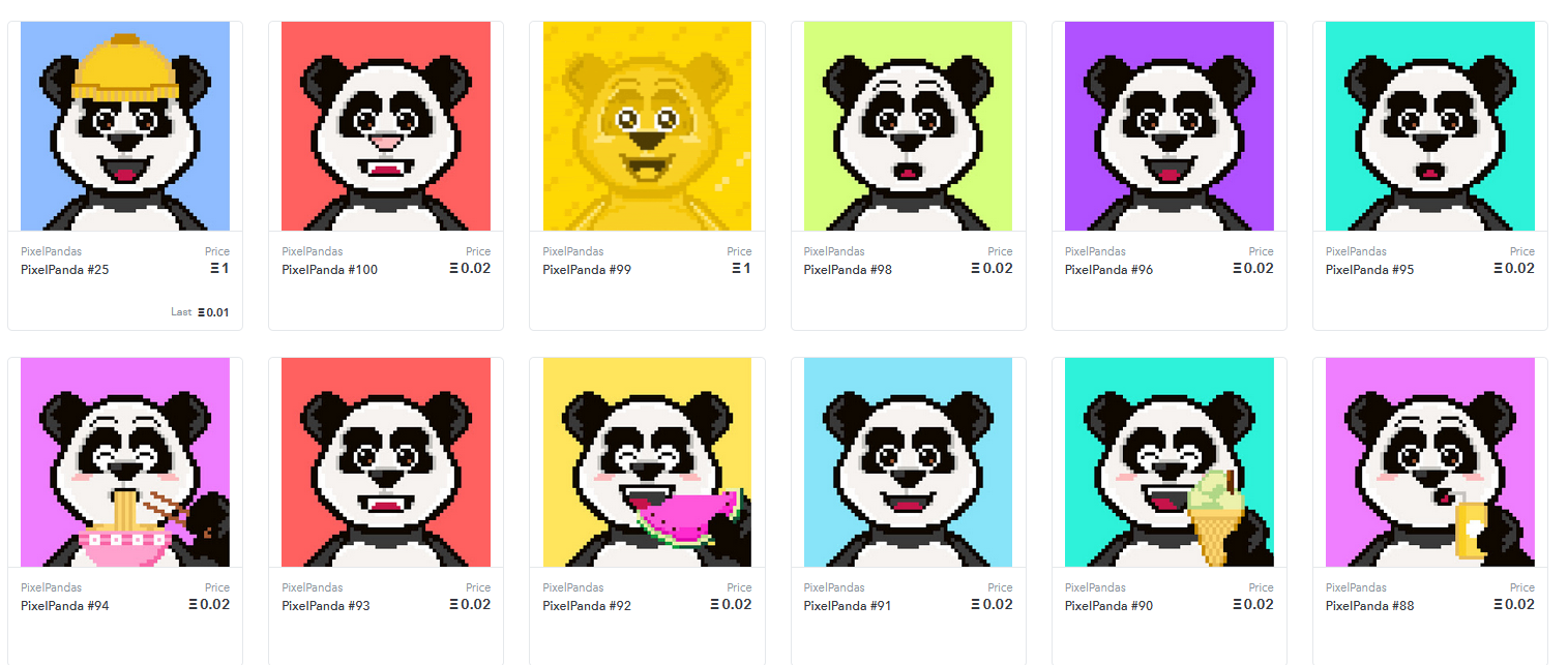 Nifty News: Jack Dorsey sells genesis tweet for $2.9M, NFTs save wild pandas and more