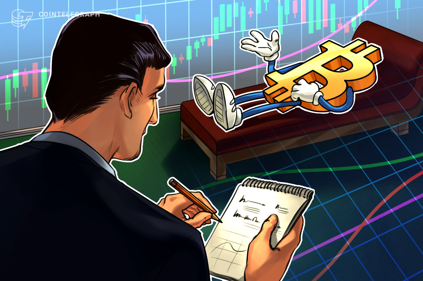Glass half full: Bitcoin options traders neutral after 28% BTC price dip