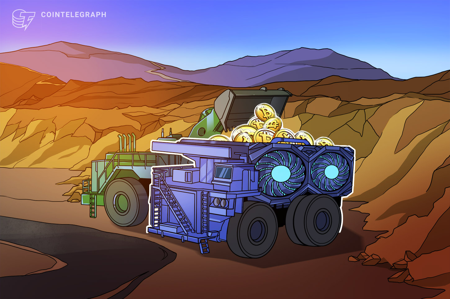 Miners are hoarding Bitcoin from record daily earnings