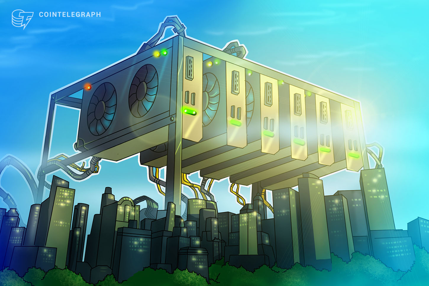 US firm splashes out on 4,800 Bitcoin miners worth $34M