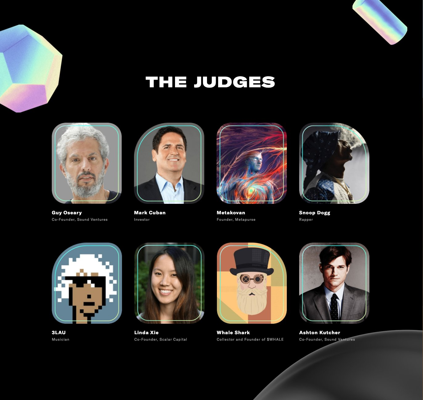 Celebrity VC fund unveils $1M NFT contest judged by Snoop Dogg and Mark Cuban