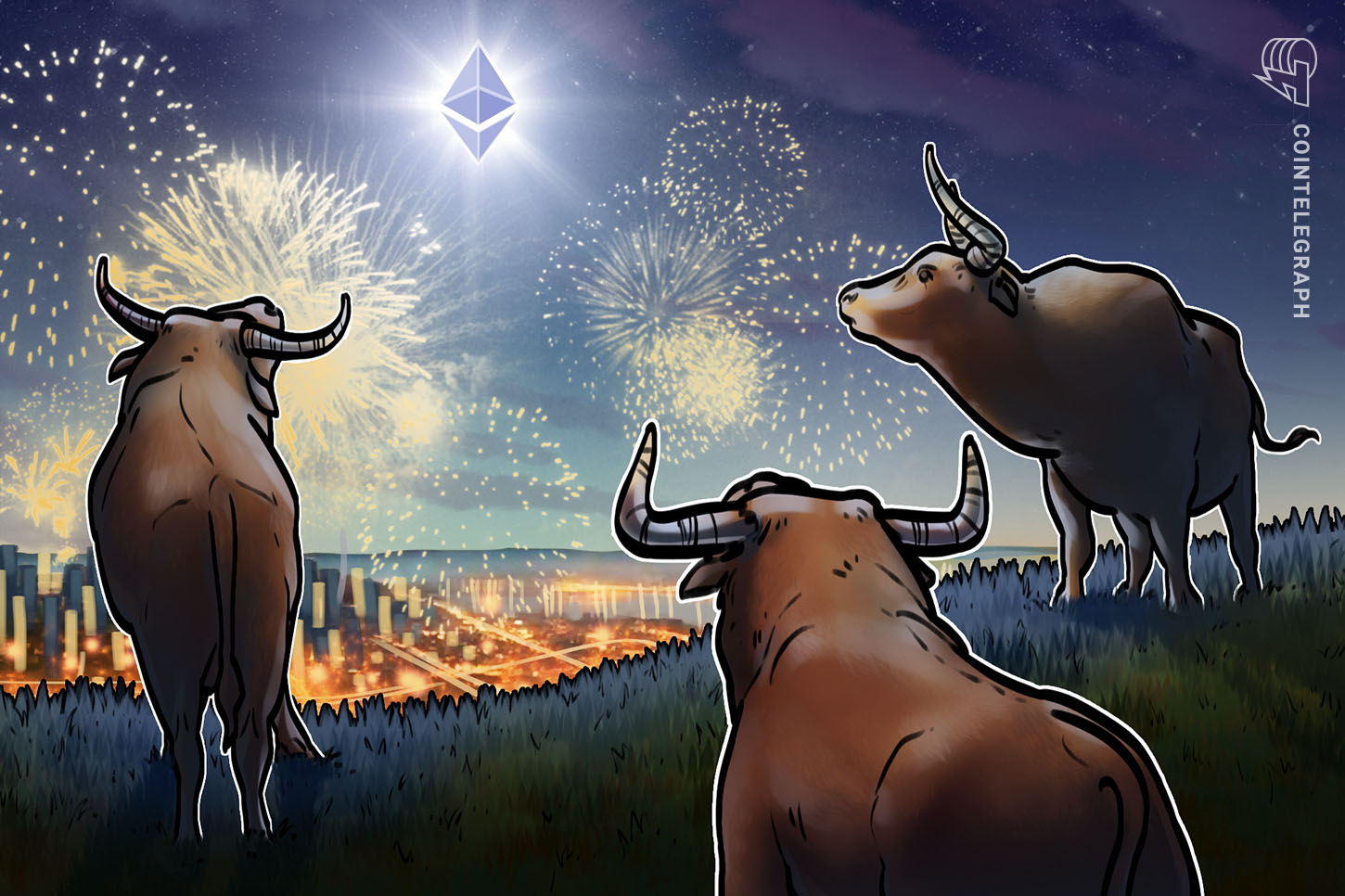 Ether price takes on Bitcoin — What's behind the sharp rise in demand?