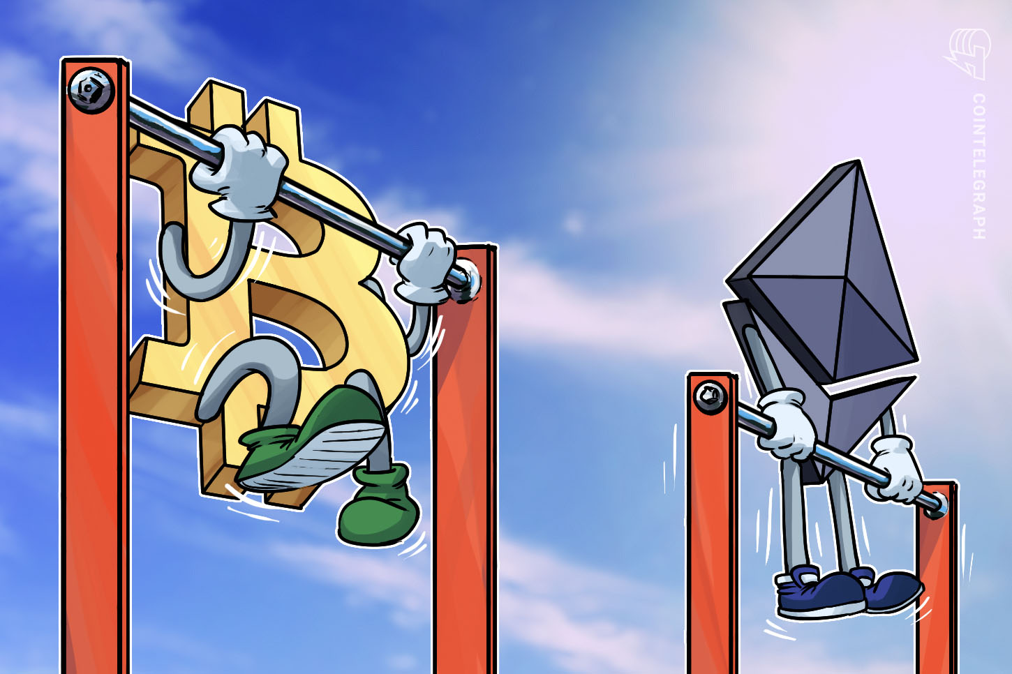 Ether sails past BTC's daily volume as Grayscale ETH Trust trades at 11% premium