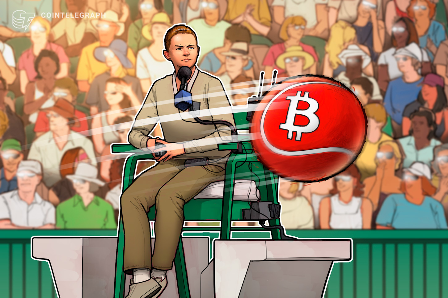 Bitcoin, altcoins and stocks drop as inflation fears impact investor confidence