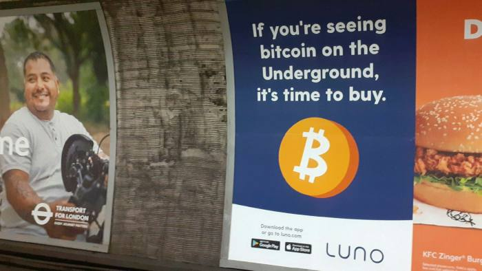 UK ad organization bans crypto exchange's 'time to buy' Bitcoin advert