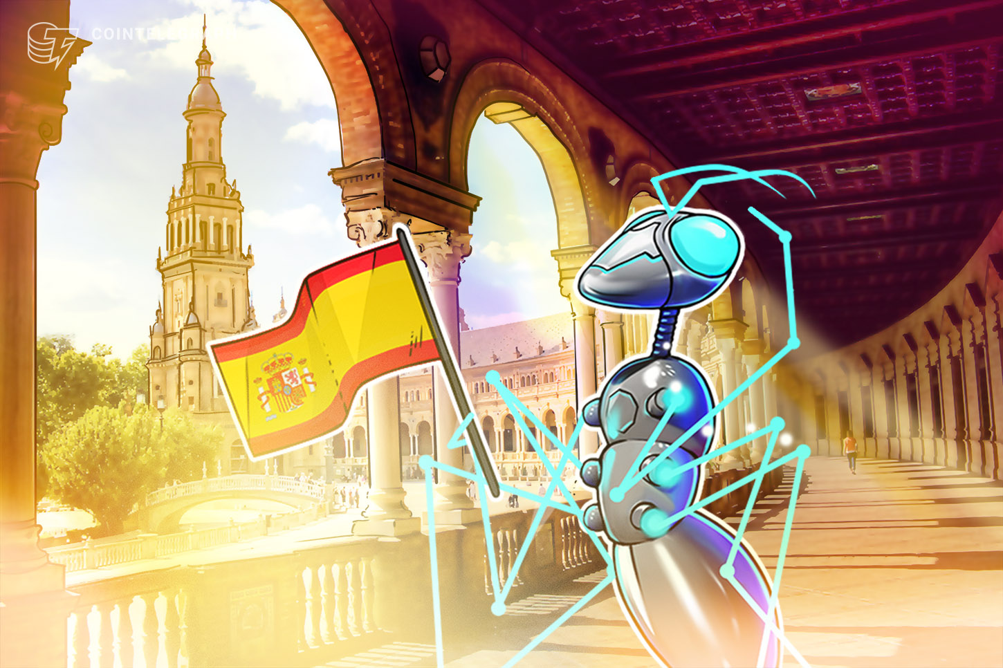 Spanish stock exchange ready to test blockchain-based SME financing system