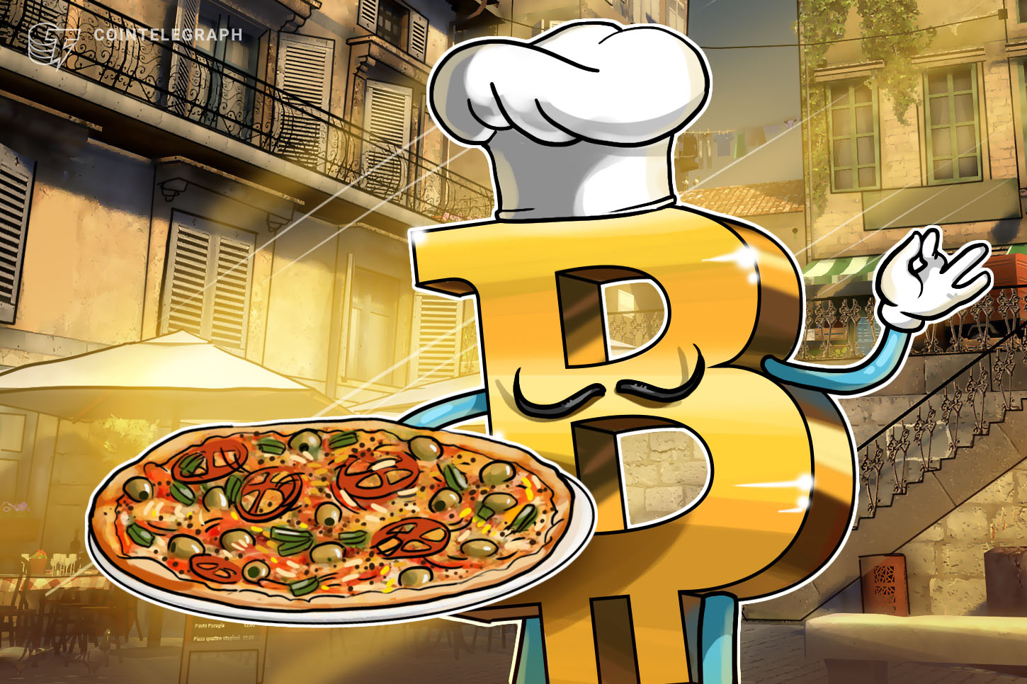 Bitcoin bull launches pizza company that doesn't accept crypto payments