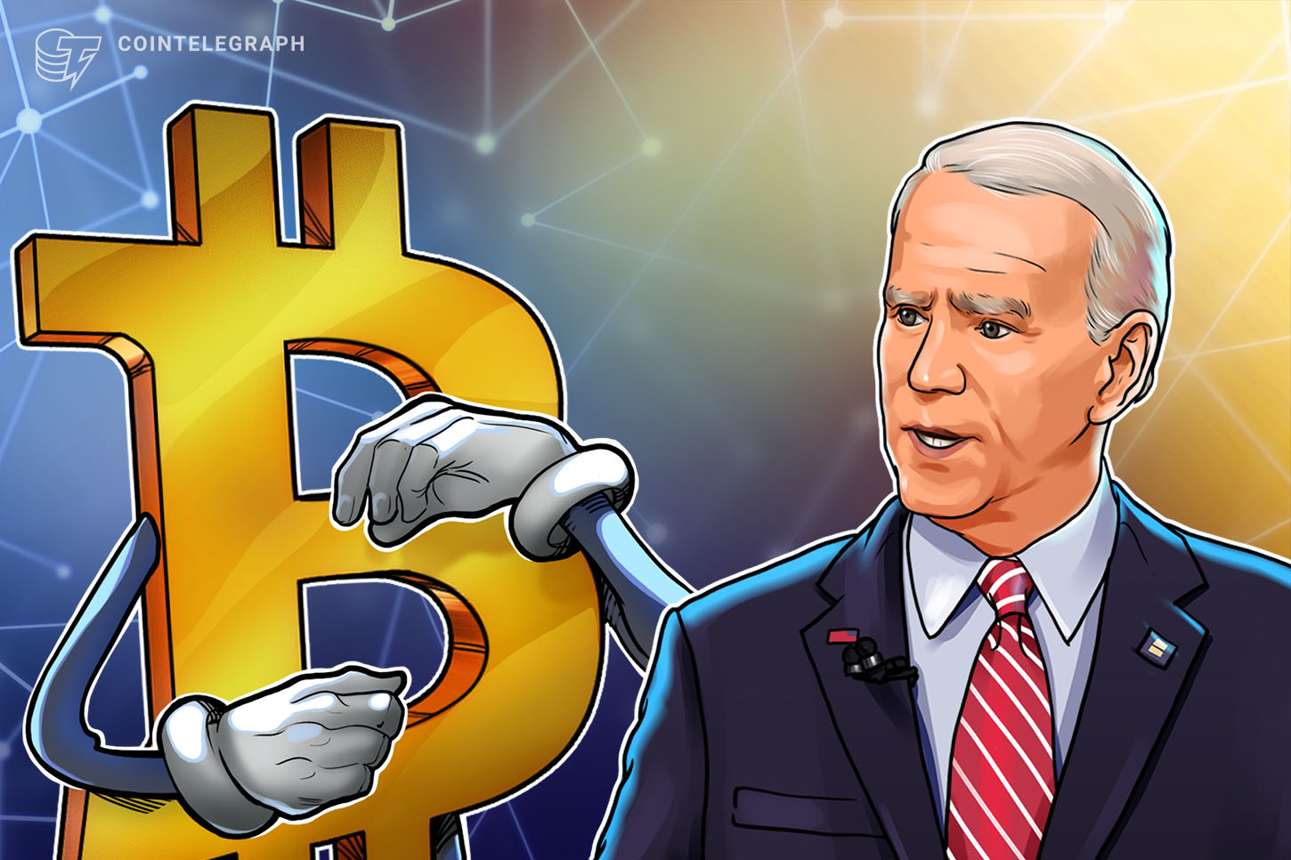 Bitcoin tackles $40,000 as Biden proposes new $6 trillion federal spending budget