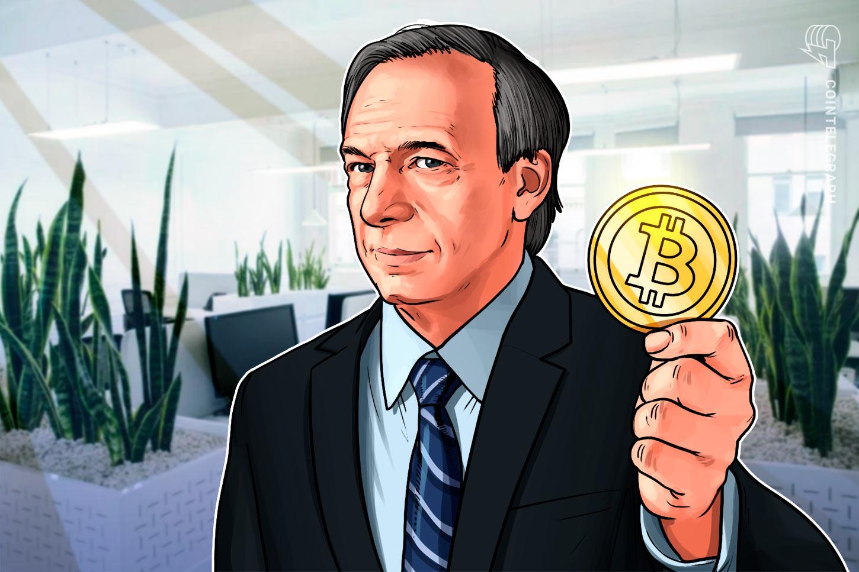 'I'd rather Bitcoin over bonds': Billionaire investor Ray Dalio