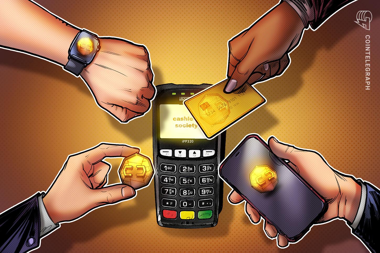 Crypto is the next step toward a cashless society