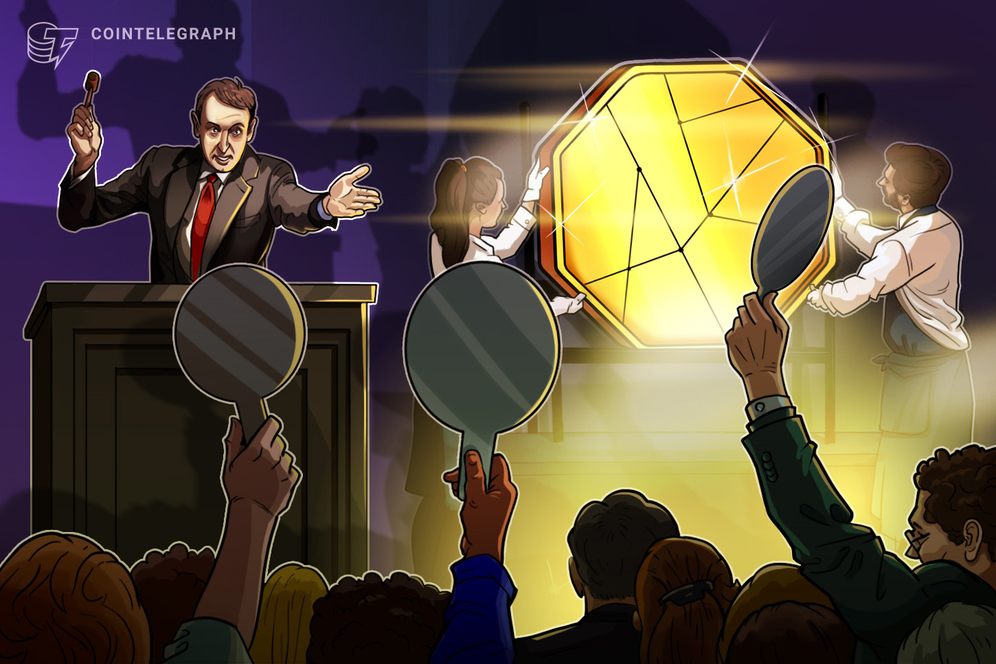 Sotheby's auction sets new world record for $11.8M CryptoPunk sale