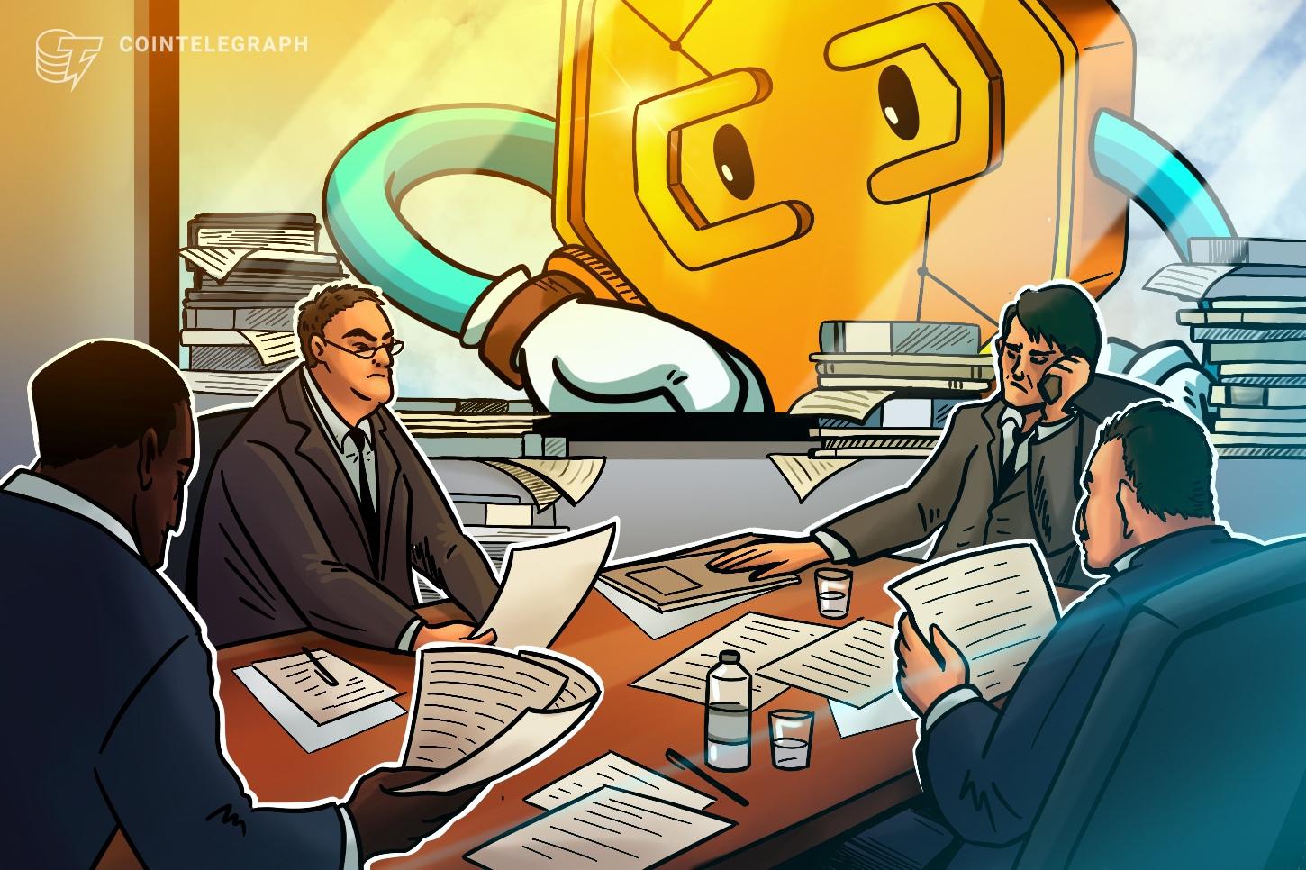 Regulator interest is good for the crypto ecosystem, says BlockFi CEO