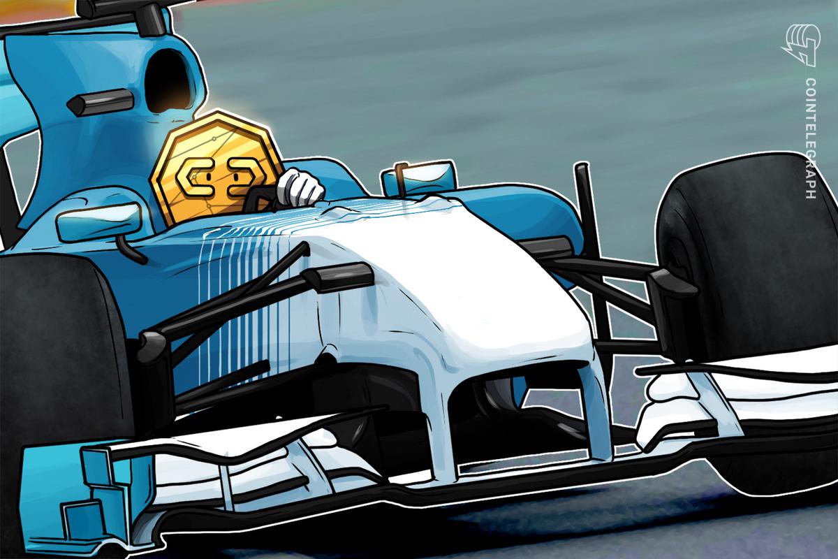 Crypto.com announces global partnership with Formula 1