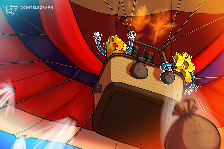 Bitcoin may lose $30K price level if stocks tank, analysts warn