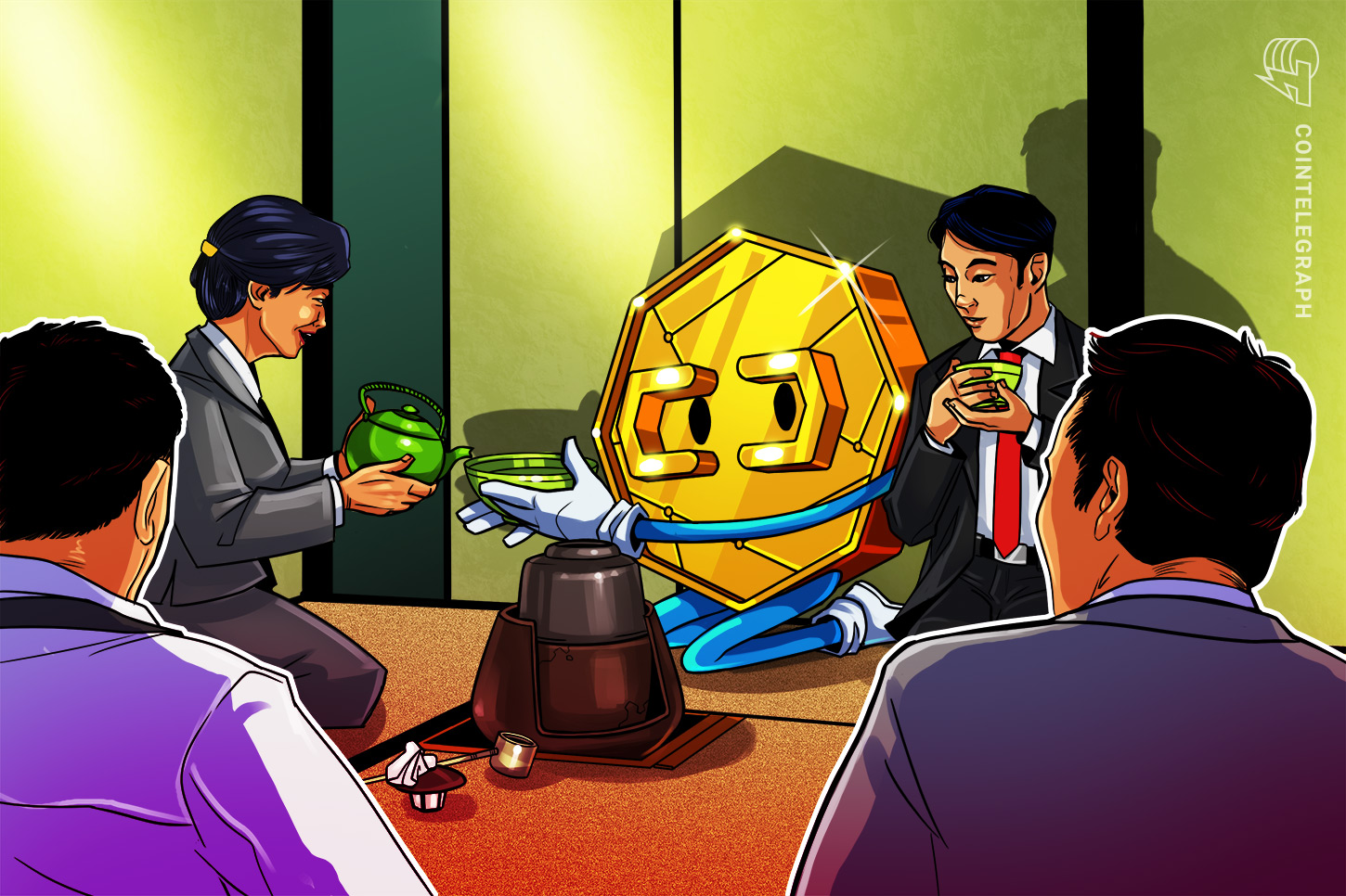 South Korean regulators parley with 20 crypto exchanges
