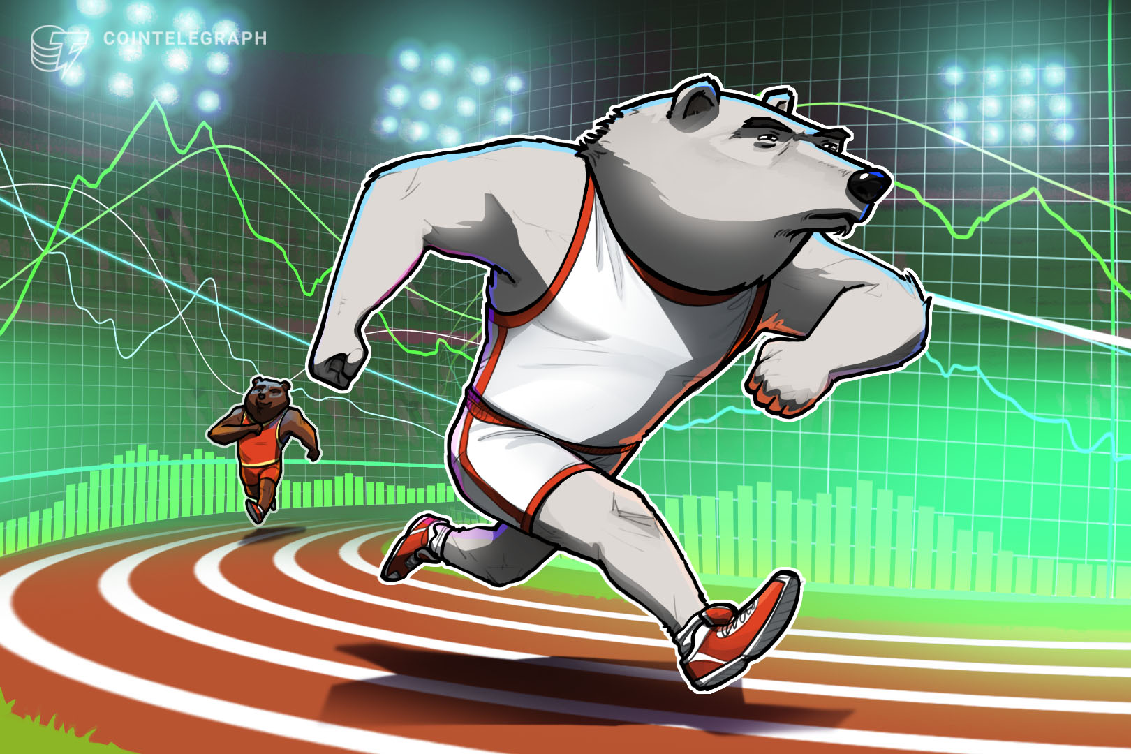 Bears back off, but Bitcoin price still wavers below $35K