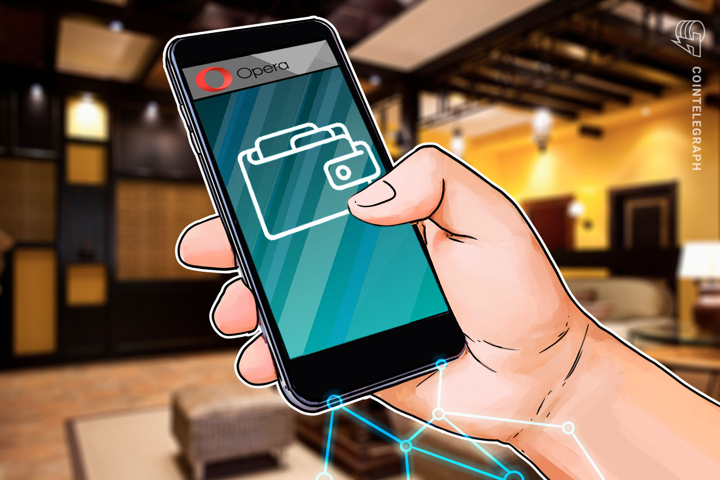 Opera announces support for Celo stablecoins in its crypto wallet app