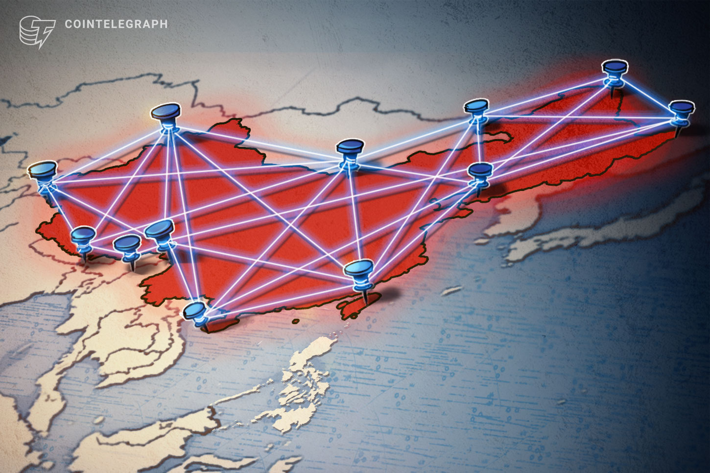 Chinese government agency issues blockchain development roadmap