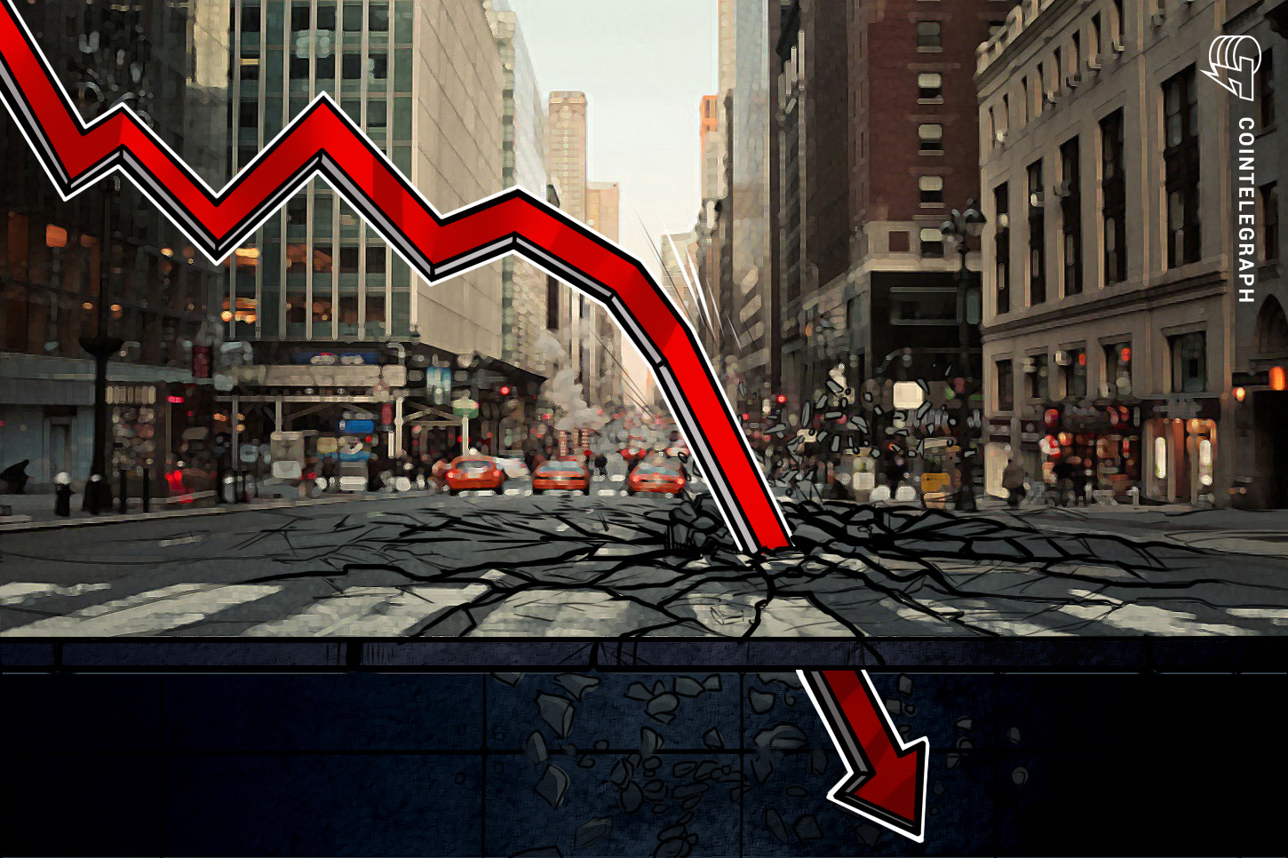 Bitcoin will dip to $25K if this trader's 20% crypto crash forecast comes true