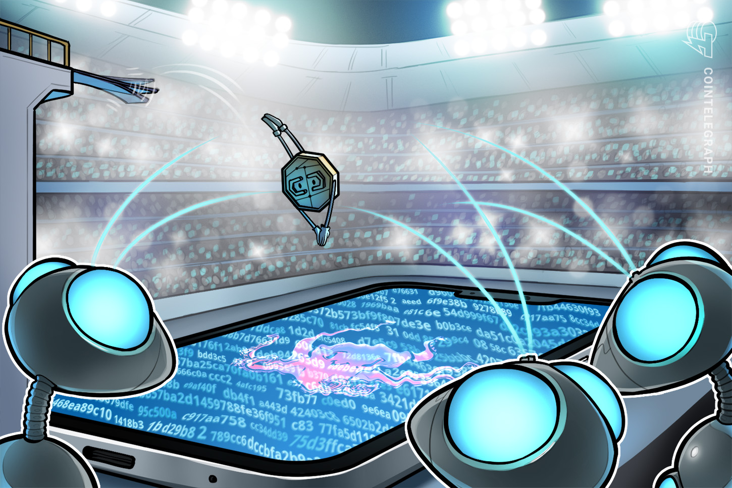 Coinbase rival Kraken launches mobile crypto trading in US