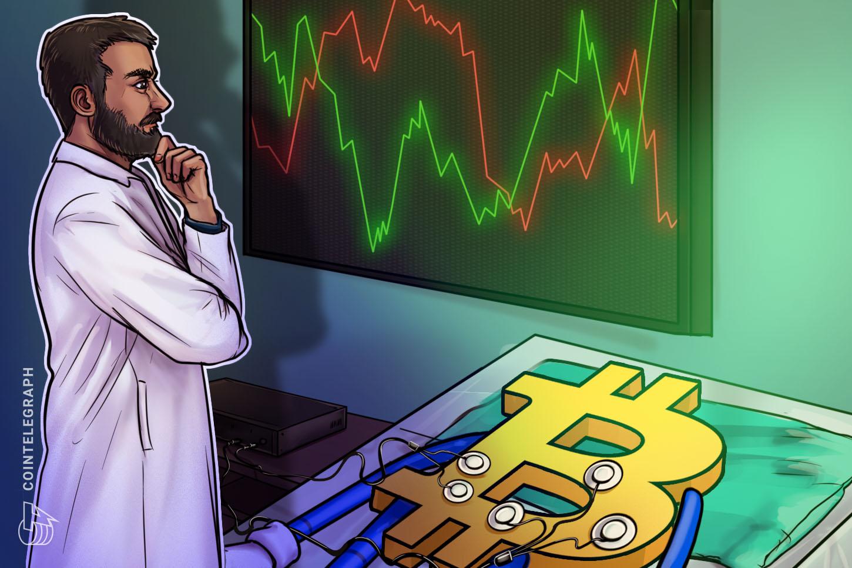 Bitcoin volatility still a concern for CEO of BNY Mellon subsidiary