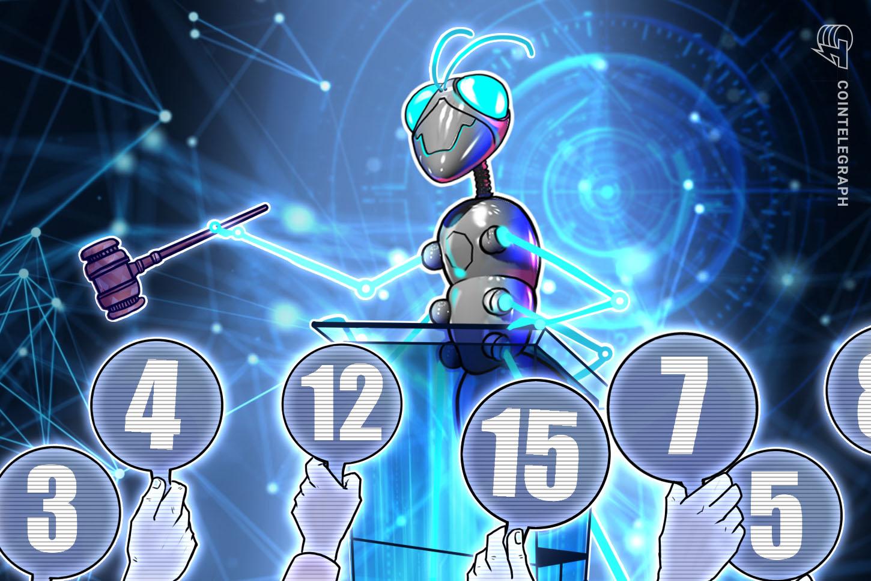 Polkadot creator Gavin Wood proposes June 15 for first Kusama parachain auction