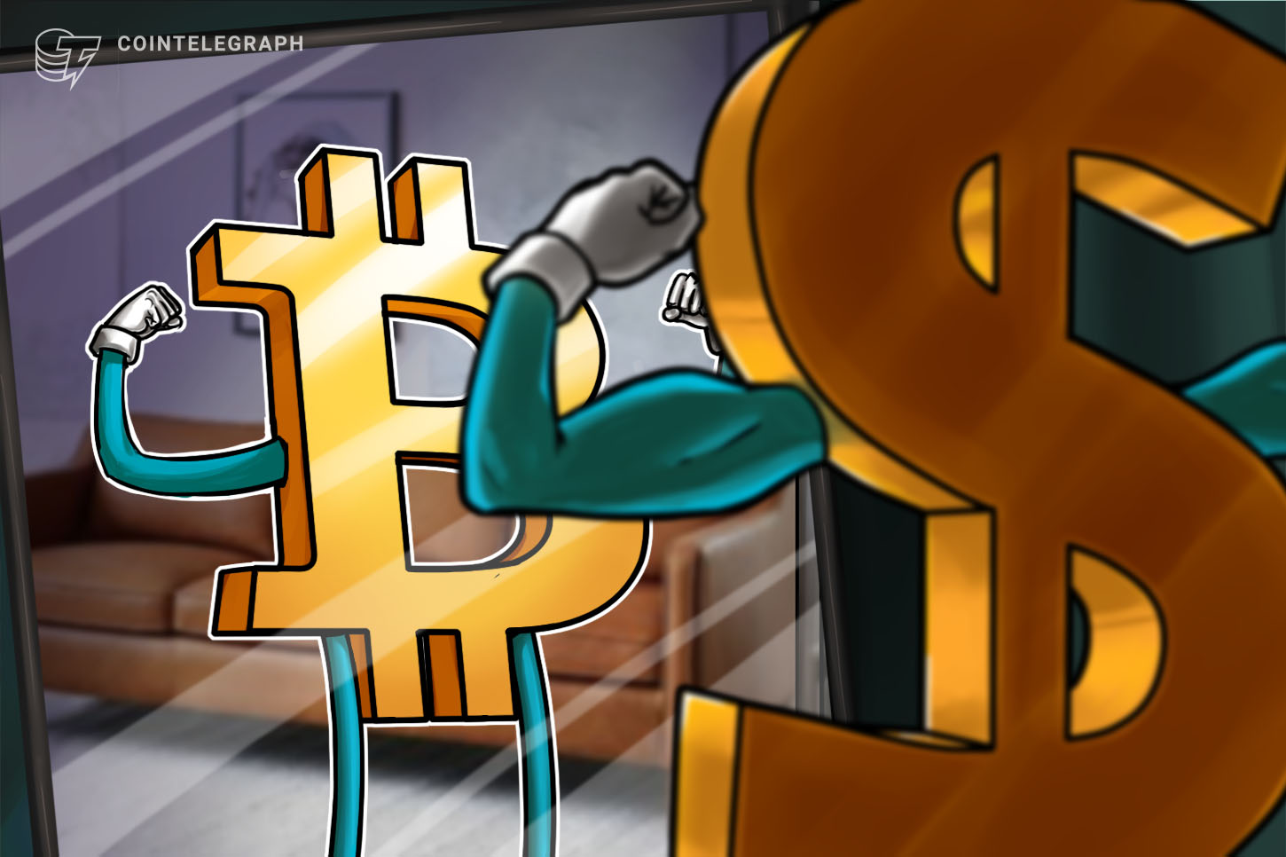 Data suggests the strong US dollar makes Bitcoin weaker argument is flawed