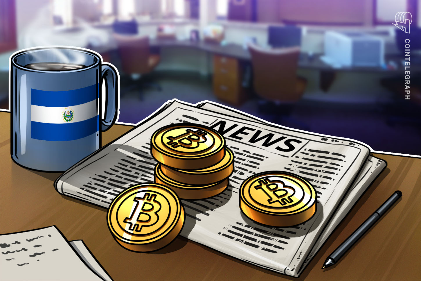 Salvadorans will not be forced to use the government's Bitcoin wallet