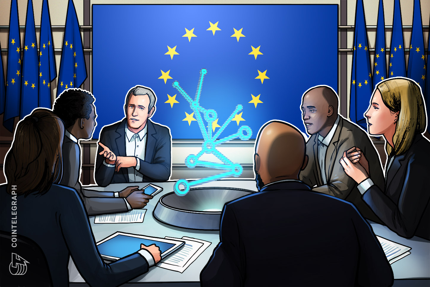 Euro investment bank predicts shortfall in blockchain and tech investment
