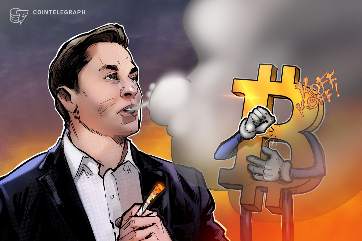 Elon Musk and Bitcoin: A toxic relationship