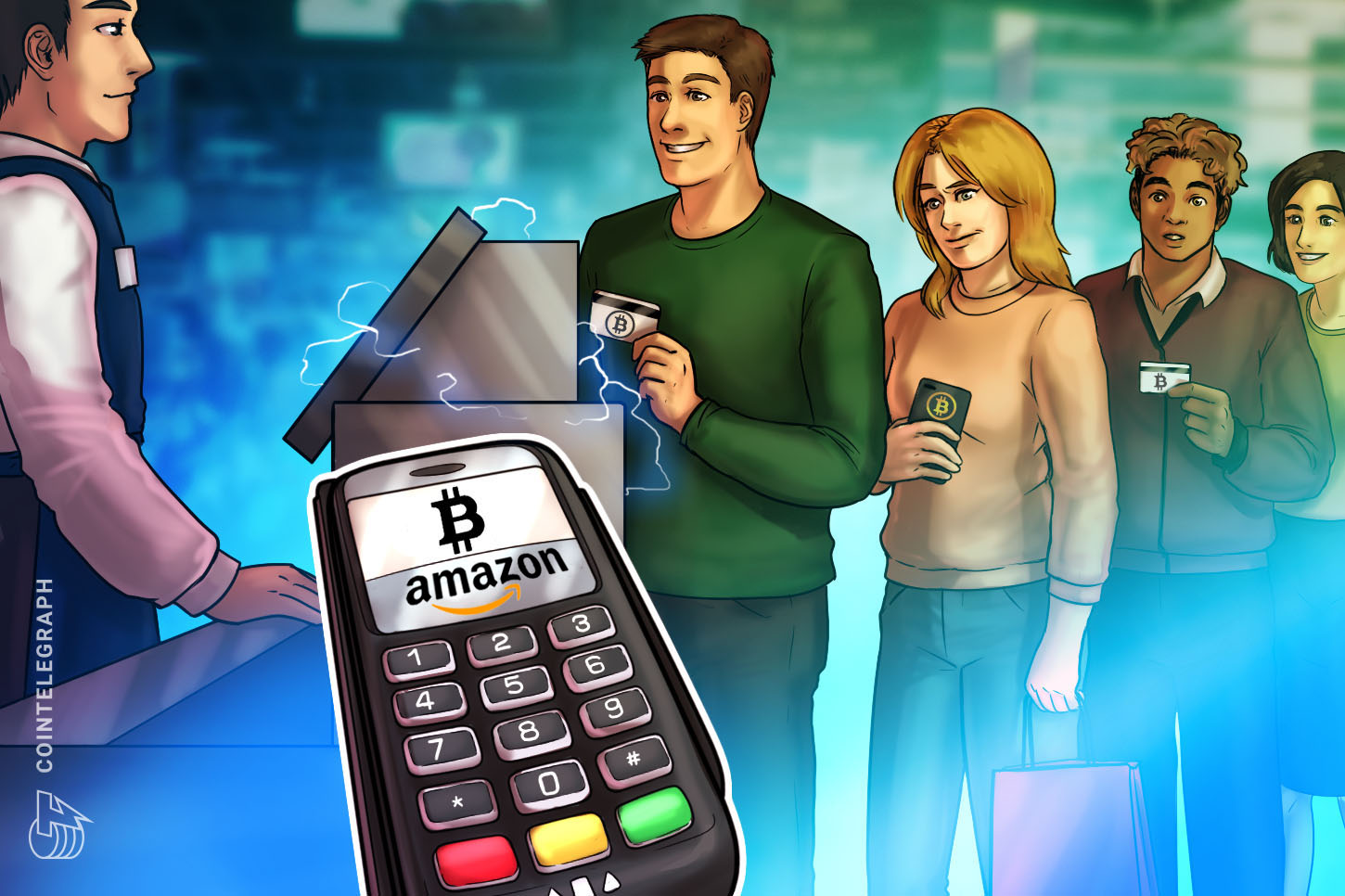 Amazon plans to accept Bitcoin payments this year, claims insider