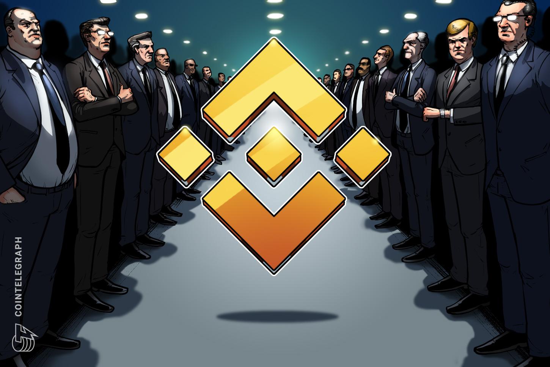 Italian finance regulator issues warning on Binance crypto exchange